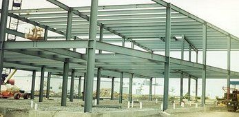 Structural Steel Frame Detailing in Grand Island NY