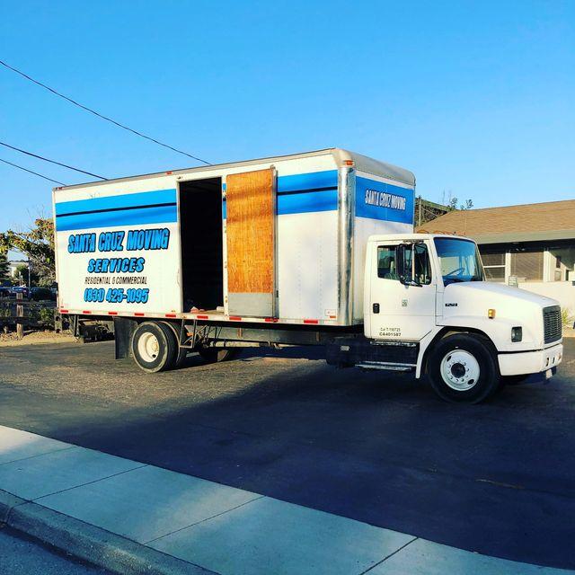 Moving Company | Santa Cruz, CA | Santa Cruz Moving Services