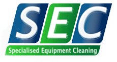 Specialised Equipment Cleaning company logo