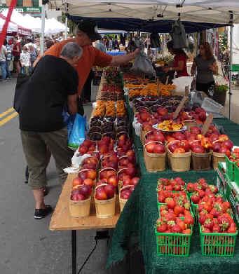 Main Street Markham Farmers' Market