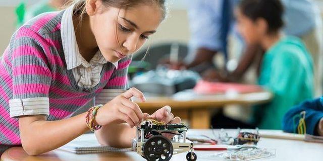 Kids Robotics STEM Class