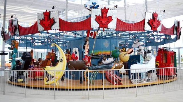 Pride of Canada Carousel