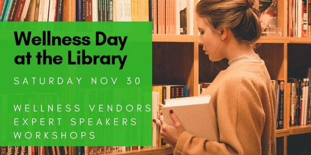 Wellness Day at Markham Public Library