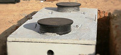 S & L Concrete OSD tanks