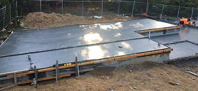 S & L Concrete slabs