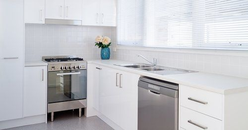 An Example Of Kitchen Appliances Our Company Offers For Kitchens In Fife