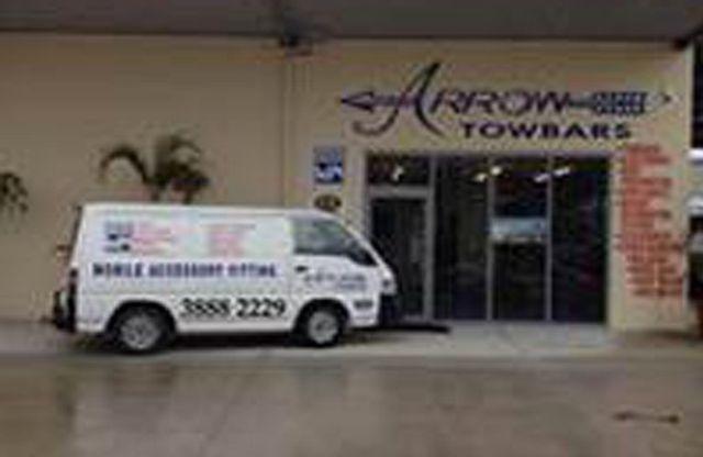 Arrow Caravans and Towbars Repair Service