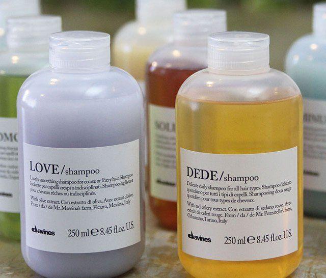 davines natural hair care san marcos ca