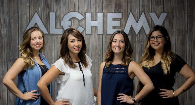alchemy hair studio team of expert stylists