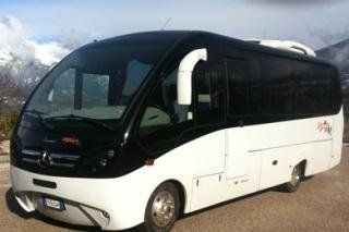 Autobus Mercedes 818 Vario