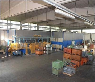 azienda cromatura metalli