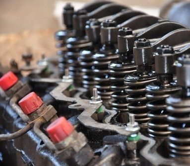 revisione del motore; controllo rumore; controllo emissione fumi