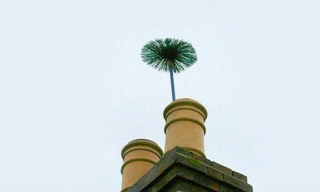 gas chimney