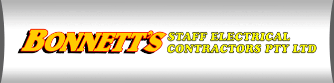 Bonnetts Staff Electrical Contractors Pty Ltd