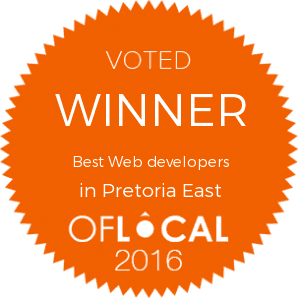 Best Web Developer in Pretoria East