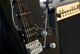 Vintage guitar amp repairs