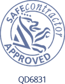 Safe Contractor Approved Icon