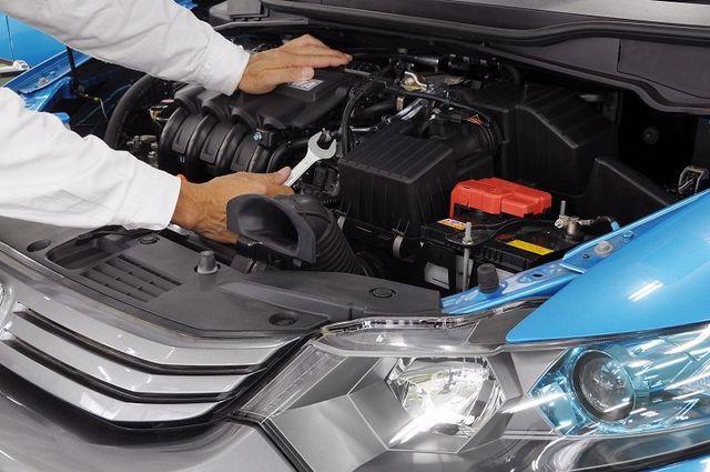 Maintenance of automotive engine