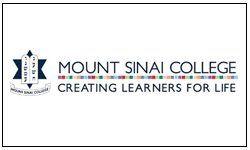 Mount Sinai College logo