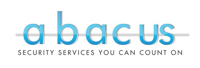 Abacus security services you can count on logo