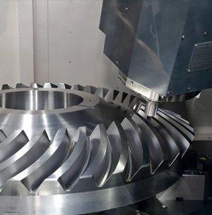 CNC cutter grinding