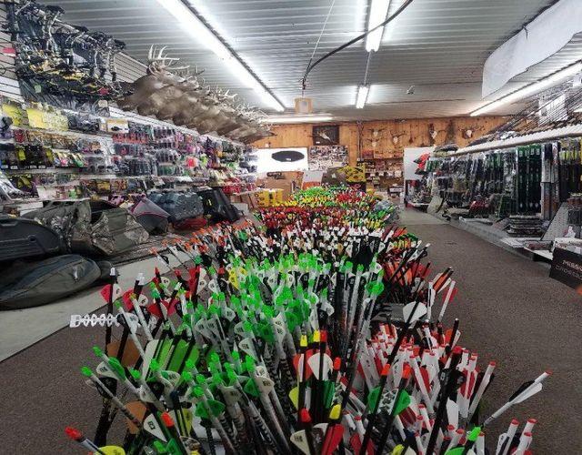 Archery supplies   Milan, IL   E-Z Livin Inc