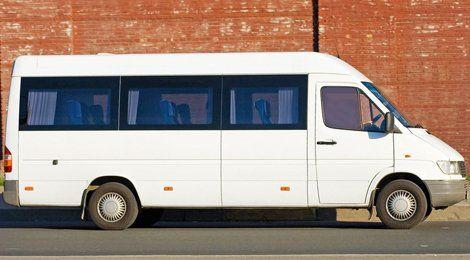 sporting event minibus hires
