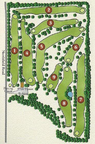 public golf courses Buffalo, NY