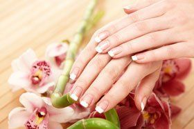 Massage - Belfast - True Angels Beauty & Day Spa and Hair Studio - Manicures