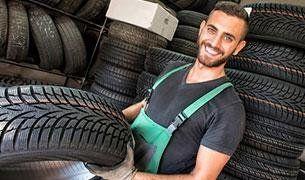 Poloni centro gomme realizzazione e montaggio pneumatici