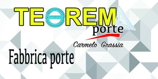 Produzione porte interne - Misterbianco - Catania - Teorema Porte