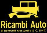 RICAMBI AUTO BENEVELLI-Logo