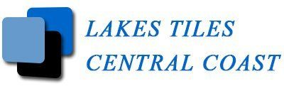 lakes tiles central coast business logo