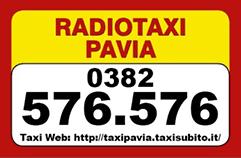 RADIOTAXI PAVIA-LOGO