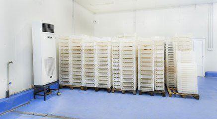refrigeration system installation