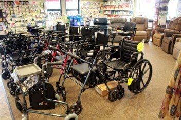 Medical Equipment, Supplies near Butler, PA - Just What the
