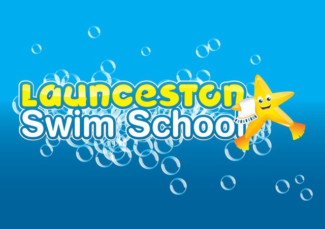 launceston swim school logo