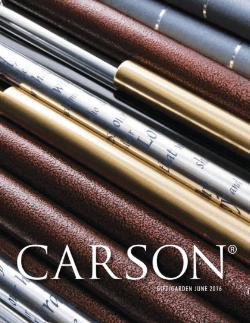 Carson Gift