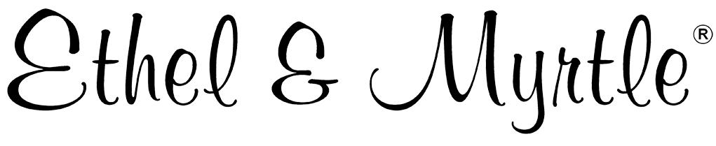 Ethel & Myrtle Logo