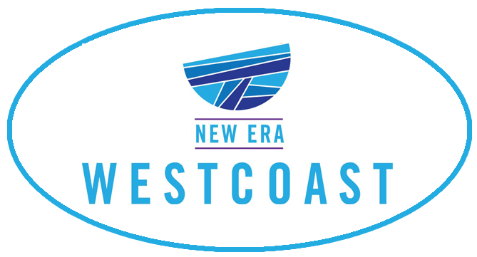 Nest New Era Sales Team West Coast Logo