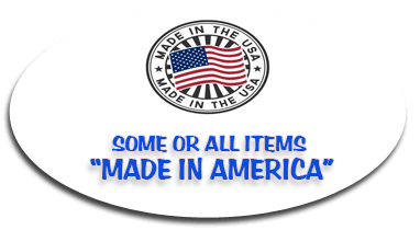 Some Items Made In America