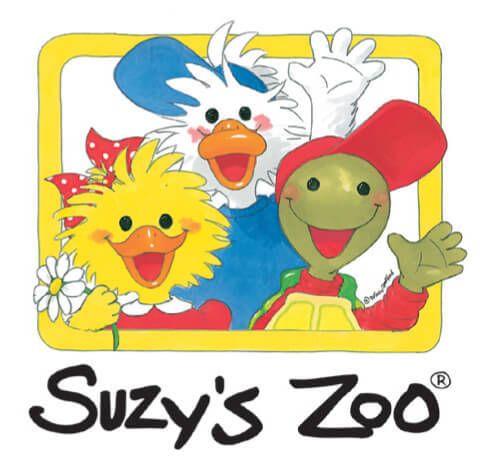 Suzy's Zoo Logo