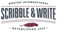 Scribble & Write -Boston International Logo