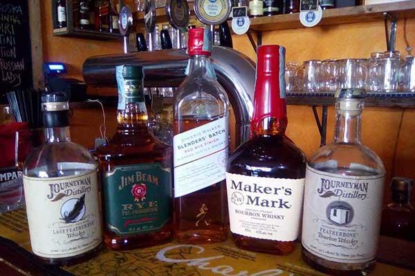 esposizione whiskey e bevande scozzesi a Prato