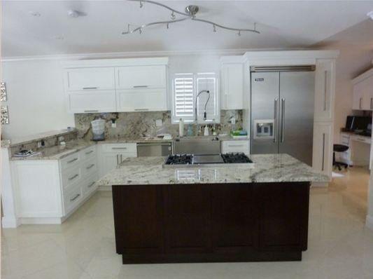 Cabinet Refacing Miami | Kitchen Cabinet Refacing Miami