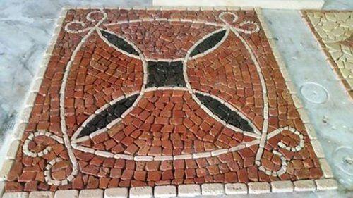 finiture in marmo e mosaici - mosaico - Aragona