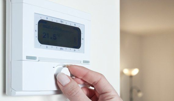 Heating company installs climate control in Thomasville, NC