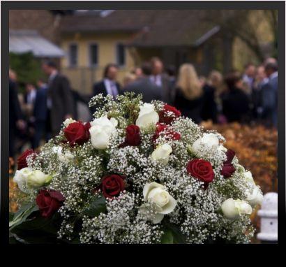 fiori per cerimonie funebri
