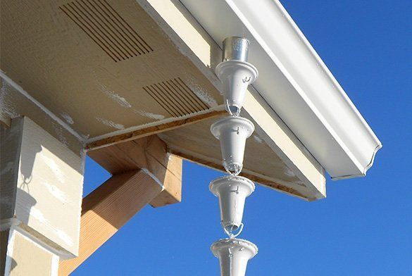 Rainman Seamless Rain Gutters Products Amp Services