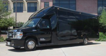 Austin Party Bus Rental up to 24 Passengers